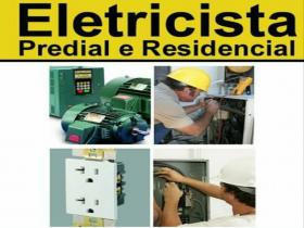 Elétricista predial e Residêncial