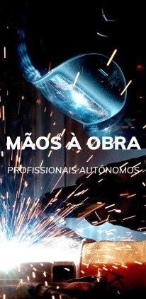 MÃOS A OBRA - Profissionais Autônomos Porto Velho