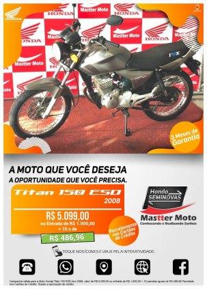 Titan 150 E50 (2008)