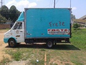 Fazemos Frete - Caminhão 3/4 baú
