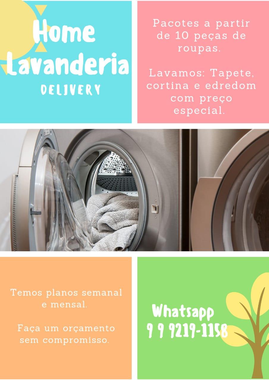Home lavanderia delivery