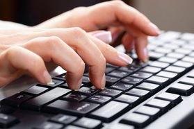 Digitação, formatação e revisão