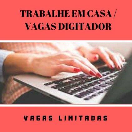 Home Office Digitação Online