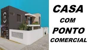 PONTO COMERCIAL + CASA/ AV JATUARANA
