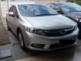 Honda Civic flex 2012 /2012 78000km