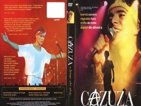 DVD: CAZUZA - O TEMPO NÃO PÁRA.