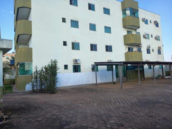 Alugo Apartamento 02 quartos - Residencial 14 BIS II