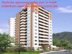 Apto em Florianópolis SC - Edf Moradas do Garapuvu.