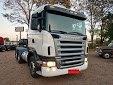 2009 820.000 km Scania G 124 420 2009