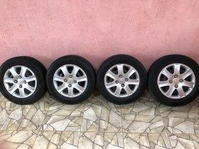 Rodas de ferro 14 Peugeot 207