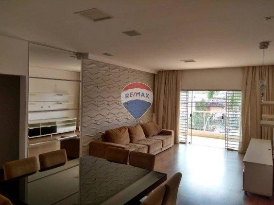 Apartamento mobiliado com 3 quartos