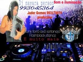 DJ para festas e eventos.
