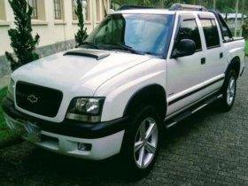 S10, 2.8 diesel, MWM, manual, 195.000 km, 2006