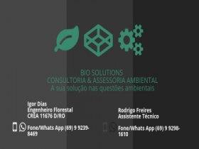 Licenças Ambientais - Licenciamento Ambiental - Bio Solutions