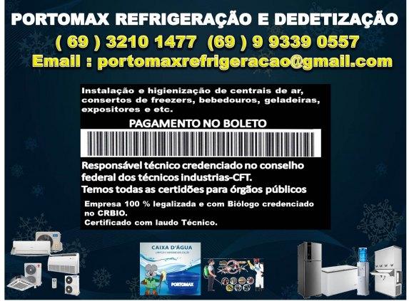 CONSERTO DE GELADEIRAS DEIXAMOS UMA DE RESERVA