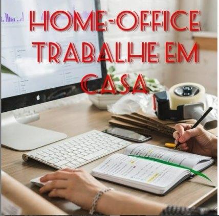 Trabalhem em Home-Office em qualquer lugar do Brasil
