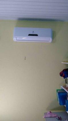 Limpeza de centrais de ar
