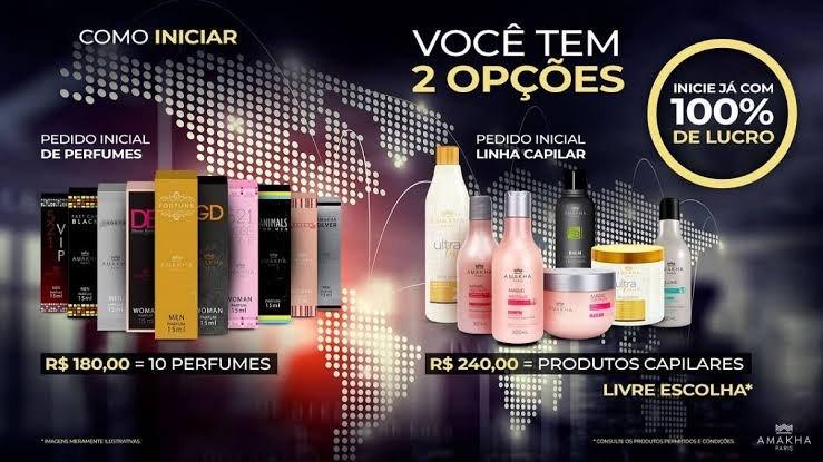 Perfumaria e cosméticos