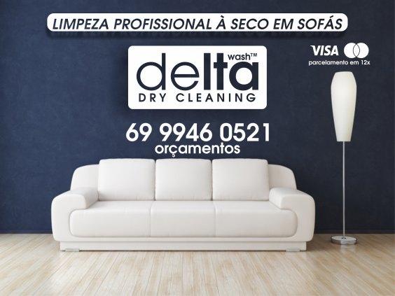 Delta Limpeza Profissional de Estofados