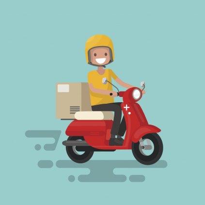 Precisa-se de moto BOY para contratação IMEDIATA!