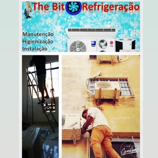 THE BIT REFRIGERAÇÃO - CENTRAIS DE AR