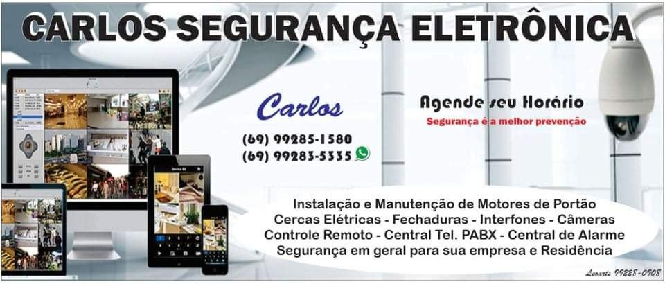 Carlos Segurança Eletrónica