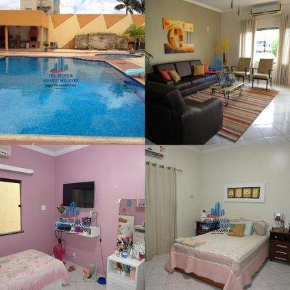 Vendemos casa com 2 quartos no condomínio San Raphael