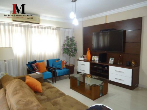 Vendemos lindo apartamento com 4 quartos no Residencial Barão dos Solimões