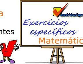 Caderno de Questões: Álgebra: Matrizes. Matemática.