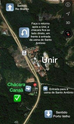 Chacará Canaã