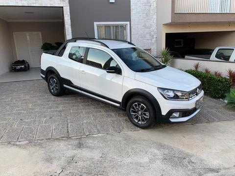 Saveiro Cross 1.6 CD 16V Flex 2P Manual 19/19 11.300Km