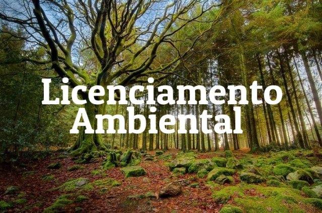 Licenças/Projetos Ambientais