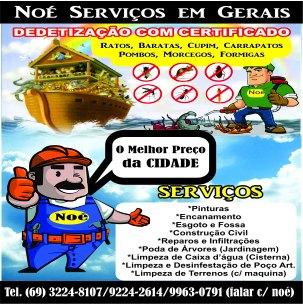 Noé serviços